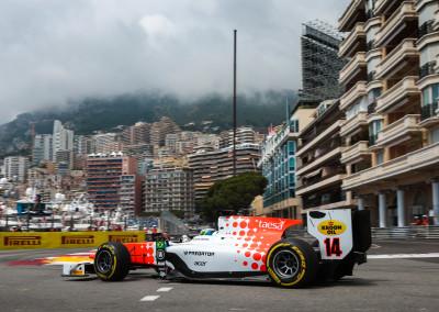 2017 FIA F2 Champ. Monaco – 4th Round