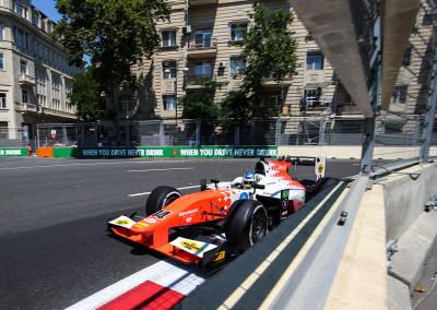 2017 FIA F2 Champ. Azerbaijan – 3rd Round