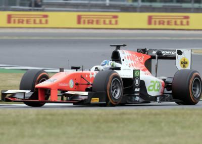 2017 FIA F2 Champ. England – 6th Round