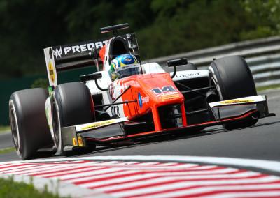 2017 FIA F2 Champ. Hungary – 7th Round