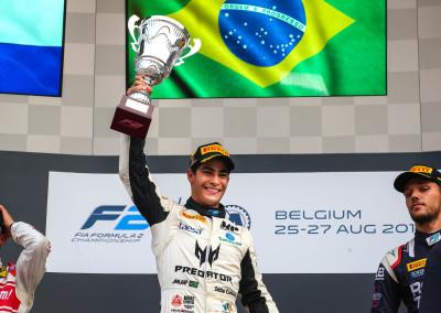 2017 FIA F2 Champ. Spa Francorchamps – 8th Round