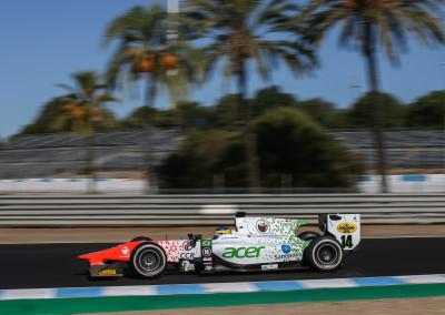 2017 FIA F2 Champ. Jerez De La Frontera – 10th Round