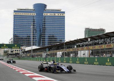 2018 FIA F2 Champ. – Azerbaijan – 2nd Round