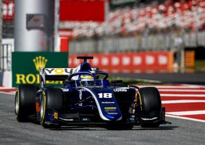 2018 – FIA F2 – 3rd Round – Spain