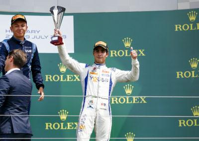 2018 – FIA F2 – 8th Round – Hungaroring