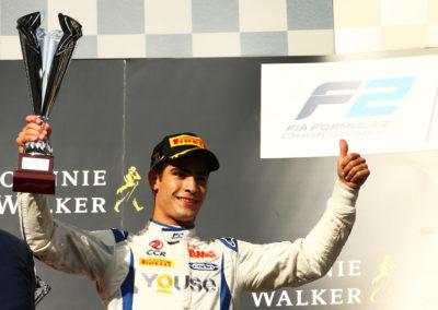 2018 – FIA F2 – 9th Round – Spa-Francorchamps