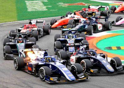 2018 – FIA F2 – 10th Round – Monza (Italy)