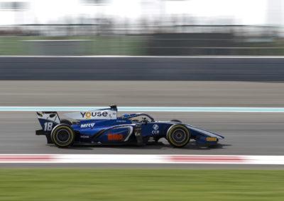 2018 – FIA F2 – 12 Round – Abu-Dhabi (UAE)