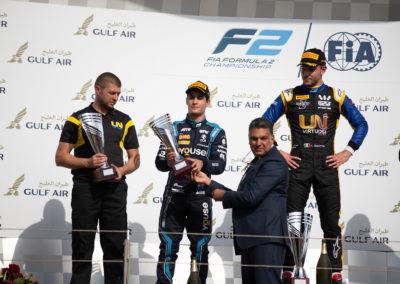 2019 – FIA F2 – 1st Round – Manama (Bahrain)