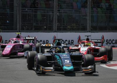 2019 – FIA F2 – 2nd Round – Baku (Azerbaijan)