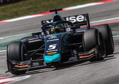 2019 – FIA F2 – 3rd Round – Barcelona (Spain)