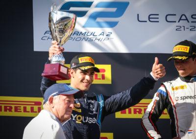 2019 – FIA F2 – 5th Round – Paul Ricard (France)