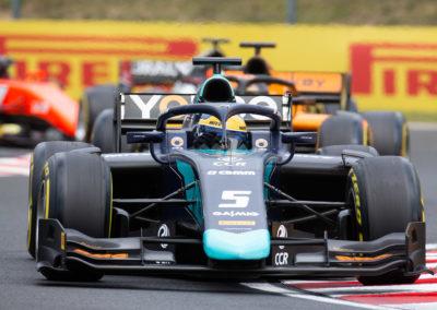 2019 – FIA F2 – 8th Round – Hungaroring (HUN)