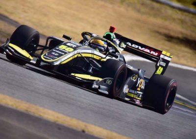 Super Formula Fuji Test