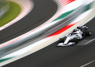 2020 – F-1 – Hungarian Grand Prix