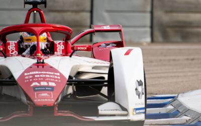 Sérgio Sette concluded his first season in the Formula-E